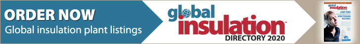 Top banner - Global Insulation Directory