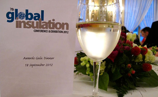 Global Insulation Conference & Exhibition 2012